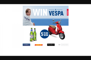 Peroni Beer Liquorland First Choice Vintage cellars – Win a Prize (prize valued at $5,690)