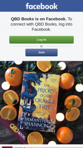 QBD Books – Win 1 of 4 Signed Copies of The Priory of The Orange Tree