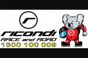 Ricondi Race and Road – Win a Prize Bundle of Motorcycle Gear (prize valued at $1,149)