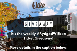 Rydges Hotels & Resorts Fortitude Valley – Win The Following Prizes