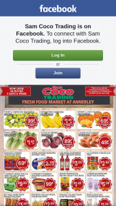 Sam Coco Trading – Win $100 Voucher to Spend In Store (prize valued at $100)