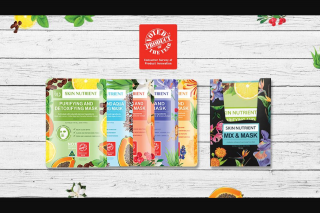 Smooth fm – Win a Skin Nutrient Mix and Mask Variety Pack