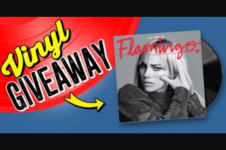 Stack magazine – Win New Release Vinyl Olympia Flamingo