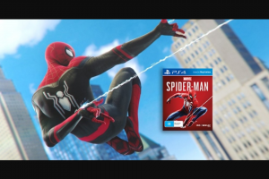 Student Edge – Win 1/5 Spider-Man Games on PS4 (prize valued at $245)