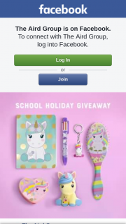 The Aird Group – this Candy Cloud Prize Pack Worth $50.00 (prize valued at $50)