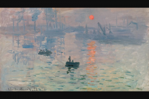The Australian – Win a Weekend In Canberra for The Monet Exhibition