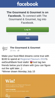 The Gourmand & Gourmet – Win 1/5 Double Passes to See Ophelia
