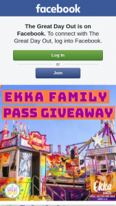 The Great Day Out – 5 X Family Passes (4 X Adult Tickets).