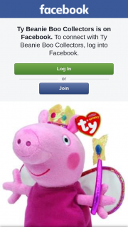 Ty beanie boo collectors – Win Your Own Princess Peppa Pig