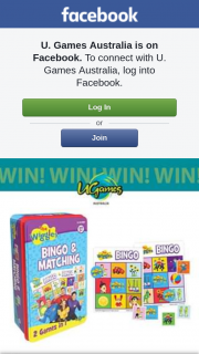 """U Games Australia – Tell Us """"who Is Your Favourite Wiggle Character and Why""""? (prize valued at $48)"""