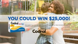 9Now – Today Show – Show Up When It Matters – Win $25,000