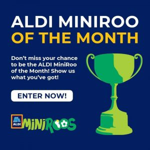 ALDI – MiniRoo of the Month – Win 1 of 5 monthly prize packs