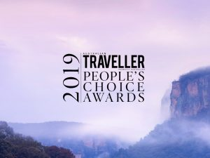 Australian Traveller – 2019 People's Choice Awards – Vote to Win a luxury escape at Emirates One & Only Wolgan Valley