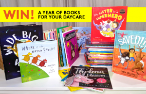 Babyology – Win a year of books for your daycare