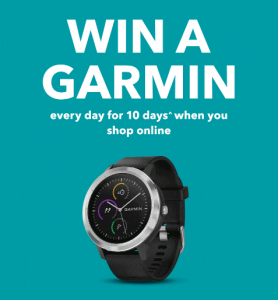 Blackmores – Win 1 of 10 Garmin Vivoactive 3 smartwatches with contactless payments and wrist-based heart rate