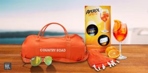 Cellarbrations – Win 1 of 3 Aperol Spritz prize packs