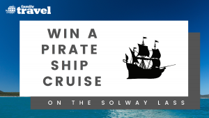 Family Travel – Win a cruise for 2 families of 4 in the Whitsundays on the Solway Lass