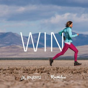 Jaybird – Win 1 of 2 double tickets to the Run Nation Film Festival