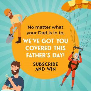 Lederer Corrimal – Win a gift for your Dad
