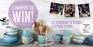 Madame Flavour – Win 2 cooking class vouchers