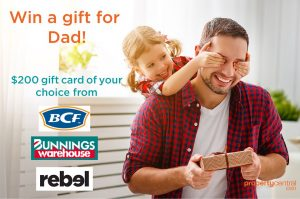 Michael Melville – Win a $200 gift card for Dad