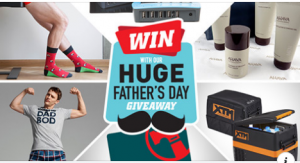 Mum Central – Father's Day – Win 1 of 10 prizes for Dads