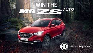 Network Ten – Australian Survivor – Win a MY 19 MG ZS Essence Car including all on road costs