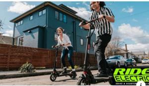 Ride Electric – Win a Zero 10X Scooter