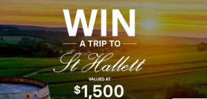 The Wine Collective – Win a trip for 2 to St Hallett wines in the Barossa Valley