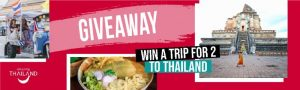 Urban Adventures – Win a trip for 2 to Thailand for 6 nights and a tour
