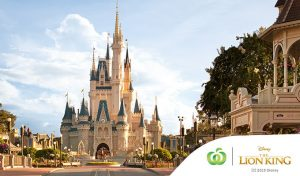 Woolworths – Win a holiday for 4 to Walt Disney World Resort in Orlando, Florida