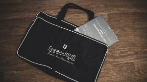 WorldTempus – Win a bag and book thanks to Eberhard & Co.