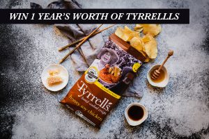 Yarra Valley Snack Foods – Win 12 cartons of Tyrrells Crisps