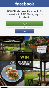 ABC Blinds – Win | We Recently Installed Zipscreen Blinds at The Wonderful Riverbank Estate Winery (prize valued at $100)