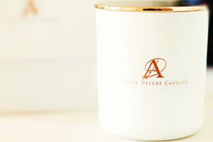 Amour Deluxe Candles –