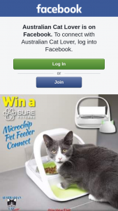 Australian Cat Lover – Win The New Surefeed Microchip Pet Feeder Connect & Hub (prize valued at $348)