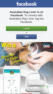 Australian Dog Lover – Win The New Surefeed Microchip Pet Feeder Connect & Hub