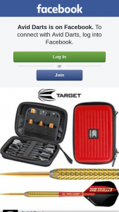 Avid Darts – a Set of Stephen Bunting Gen 2 23g Darts and a Takoma Xl Darts Case to One Lucky