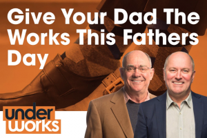 3AW – Win a Father's Day Experience That Your Dad Is Sure to Remember