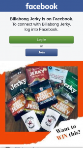 Billabong Jerky – All of this for Dad this Father's Day