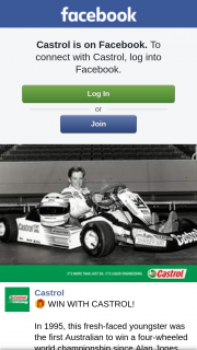 Castrol – Win a Four-Wheeled World Championship Since Alan Jones Won His F1 Title