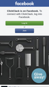 Click Clack – Win this Tool Pack