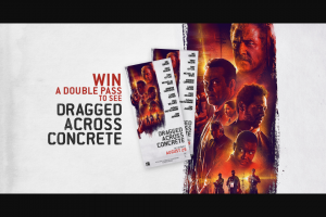 Dendy Cinemas – Win a Double Pass to See The New Crime Thriller Starring Vince Vaughn and Mel Gibson