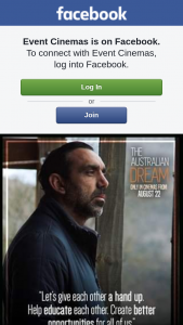 Event Cinemas – Win a #theaustraliandream Poster Signed By Both #adamgoodes and #stangrant