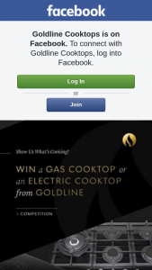 Goldline Cooktops – Win Either Our Gls5 Gas Cooktop (prize valued at $1,199)