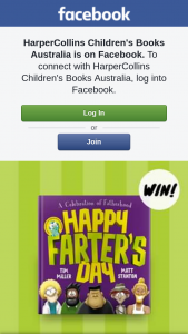 HarperCollins Children's Books Australia – Win The Hilarious New Picture Book Happy Farter's Day (prize valued at $17)