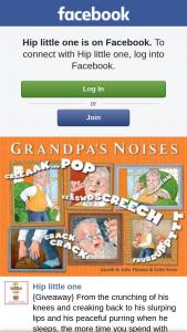 Hip Little One – Win 1 of 3 Copies of Ek Books Gorgeous Picture Book 'granDouble Passa's Noises'