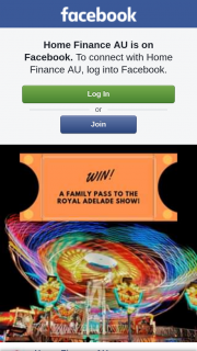 Home Finance – Win a Family Pass to The Royal Adelaide Show