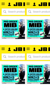 JB HiFi Preorder Men In Black International & – Win 1 of 5 Pairs of Police Sunglasses (prize valued at $1,500)