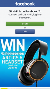 JB HiFi – Win One of Four Steelseries Artics 5 Headsets